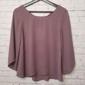 Like chiffon blouse